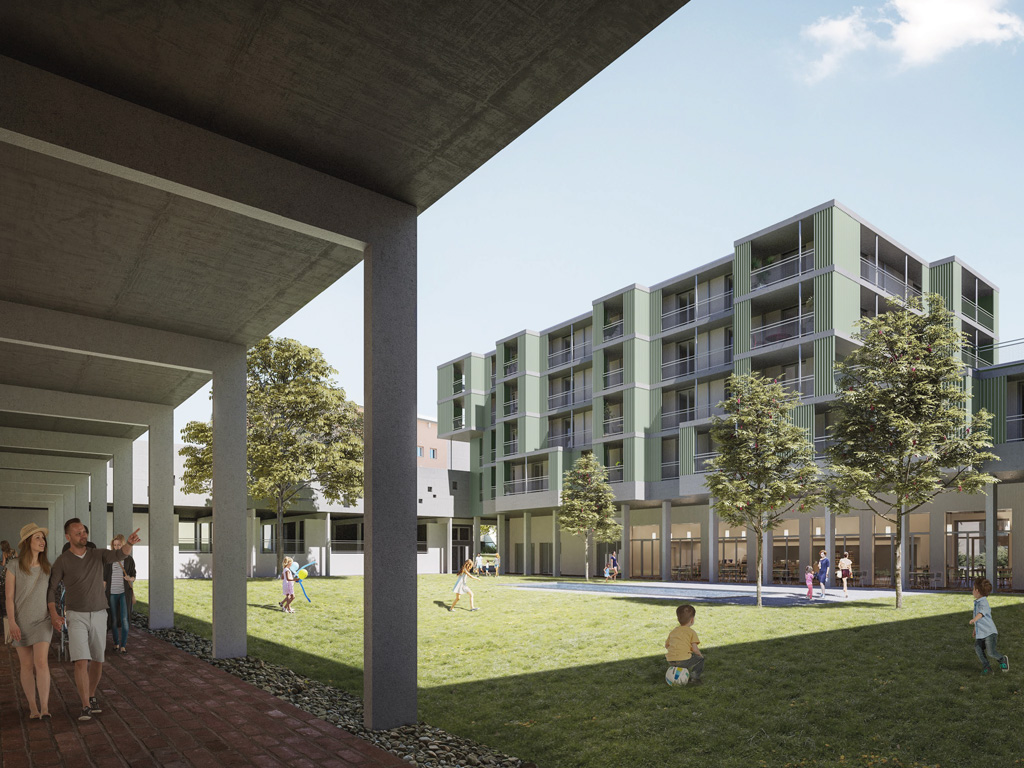 fahrni-landschaftsarchitekten-gymnasium-wohnen-immensee-visualisierung